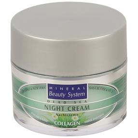 MINERAL Beauty System  Nachtcreme Collagen 50ml