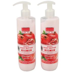 MBS Body Butter Pomegranate 2er Pack