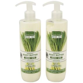 MBS Body Butter Lemongrass 2x300ml