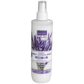 MBS Body Lotion Spray lavendel 300ml