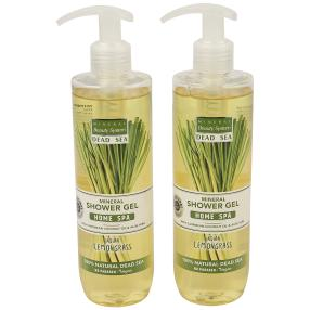 MINERAL Beauty System Duschgel Lemongrass 2er Pack