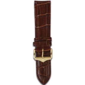 Raoul U.Braun Lederband 24mm braun