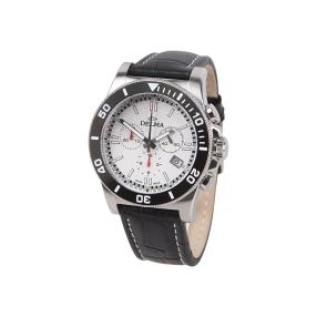 "DELMA Herren-Chronograph ""Newcastle"" Swiss Made"
