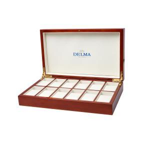 DELMA 12-er Uhrenbox