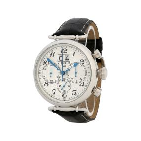 KIENZLE Retro-Chronograph Herrenuhr Quarz