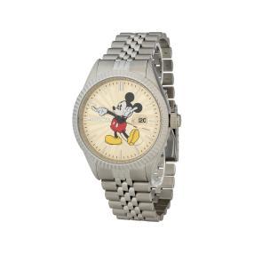 "INVICTA Chronograph ""Disney"", Quarz, Edelstahlband"