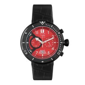"CCCP Chronograph ""Kashalot Submarine"" rot schwarz"