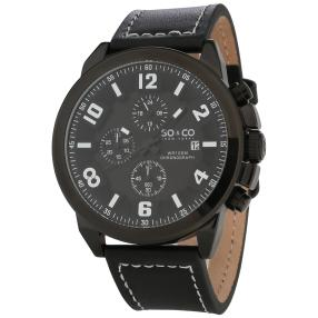 "So & Co Herren-Chronograph ""Taikeca"""