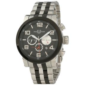 Spears & Walker Herren Chronograph bicolor