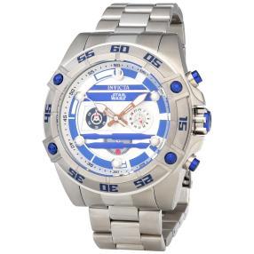 "INVICTA Herren-Chronograph STAR WARS ""R2-D2"""