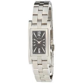 "DELMA Damenuhr ""Siena Baguette"" Swiss Made"