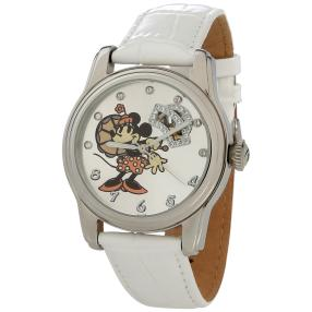 "Disney Damenuhr ""Minnie Maus"" Automatik"