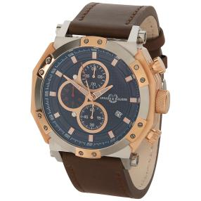 "Spears & Walker Herren Chrono ""Trivagus"" bicolor"
