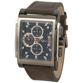 "Spears & Walker Herren Chrono ""Imperator"" Leder"
