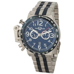 "Spears & Walker Herren Chrono ""Maximus"" Silikon"