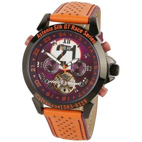 Calvaneo Herrenuhr 'Astonia Silk GT Race'