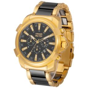 "Alexander Milton Herrenuhr ""Ixion"" Gold"