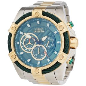 "INVICTA Herren-Chronograph ""Bolt"" bicolor"