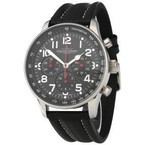 """Zeno Watch Basel Automatik """"X-Large Pilot Carbon"""""""