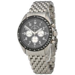 "Zeno Watch Basel Handaufzug ""Tachymeter Chrono"""