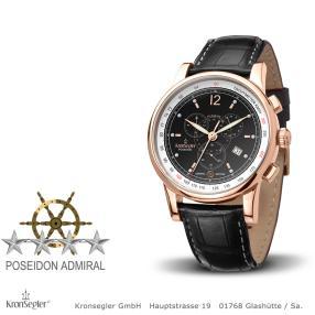 "Kronsegler Herrenchronograph ""Poseidon Admiral"""