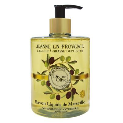 """Jeanne en Provence Flüssigseife """"Divine Olive"""""""