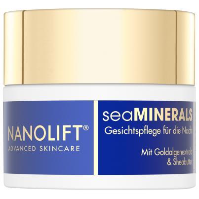 Nanolift seaMINERALS Nachtpflege 50 ml