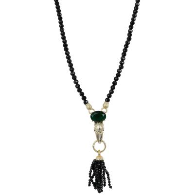 Collier Spinell Kroko
