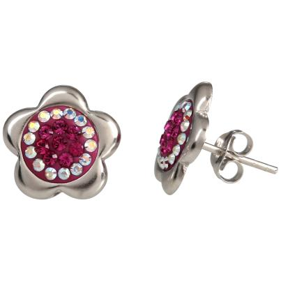 Ohrstecker 925 Sterling Silber Swarovski Elements