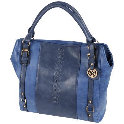 ELISABETH NAEEM Tasche, blau