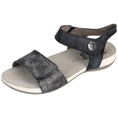 Relife® Klett-Sandalen, jeans