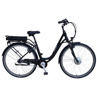 SAXXX City Light Plus E-Bike schwarz