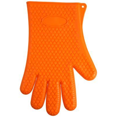 """""""Silikon Wounder"""" Handschuh orange"""