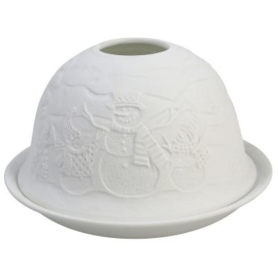 Dome Light Weihnachtsmann, 12 x 7 cm