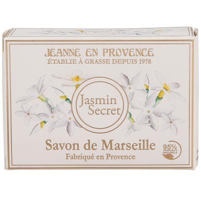 Jeanne en Provence Jasmin Secret Stückseife 100g