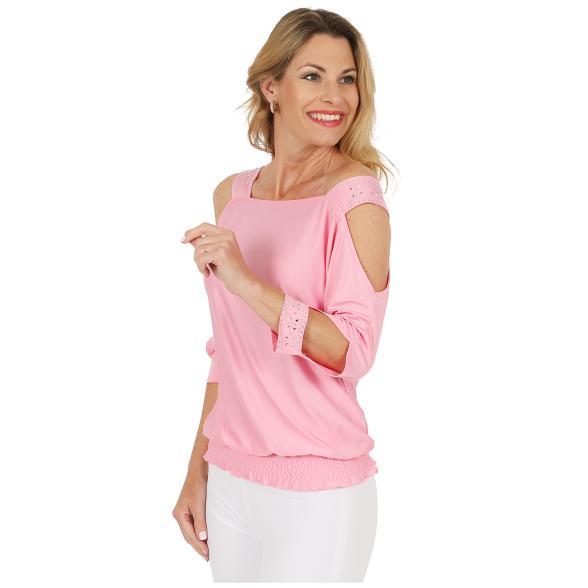 mocca by Jutta Leibfried Shirt rosa