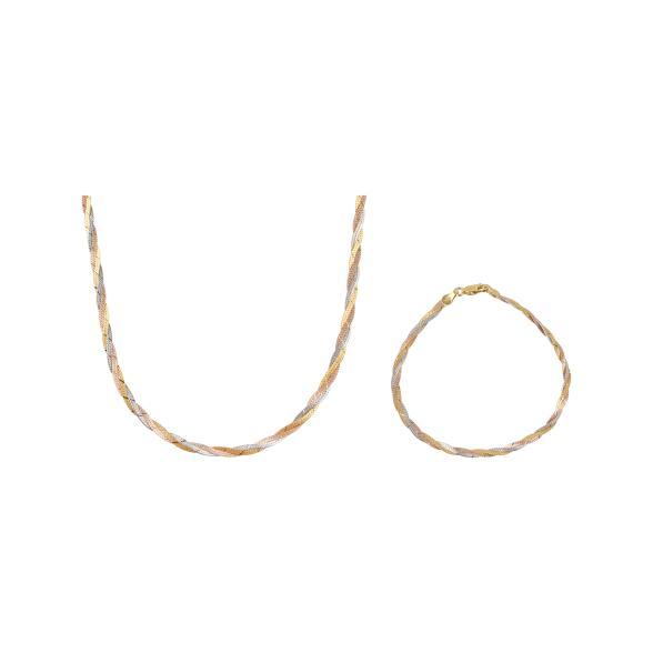 GüNstig Einkaufen Modyle Gold Silber Farbe Edelstahl Herz Armband Armreif Modeschmuck Runde Kette & Link Armbänder Für Frauen Armbänder & Armreifen Armreifen