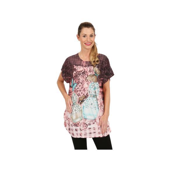 Damen-Shirt ´´Brilliant Pin´´, rosa