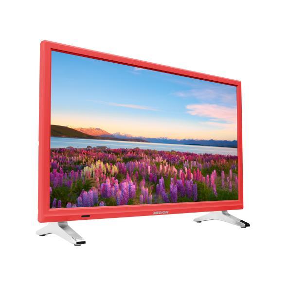 Medion Smart TV, rot