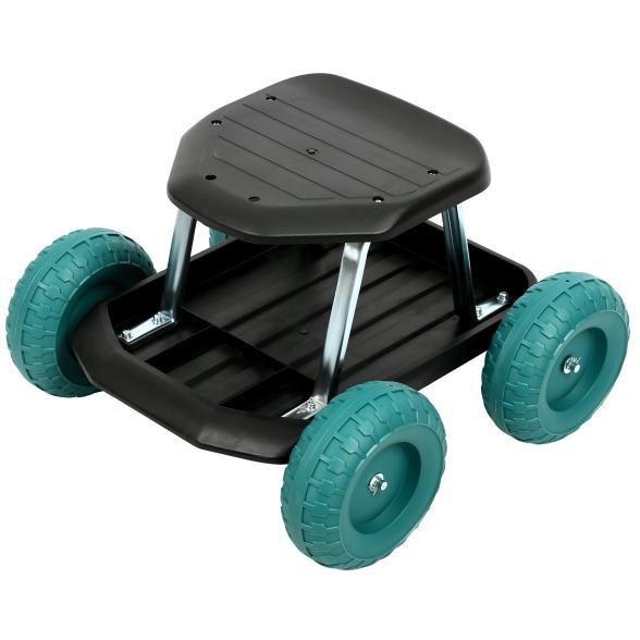 Garten Rollstiz
