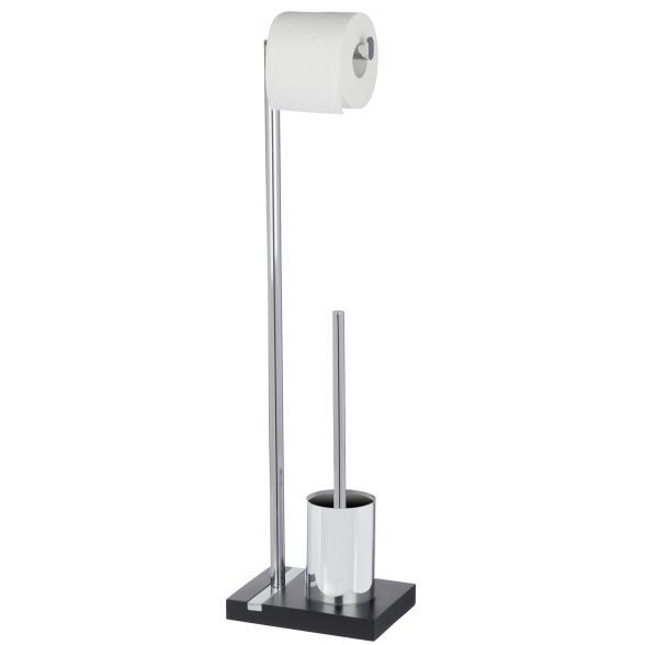 WENKO Stand WC-Garnitur Noble Black