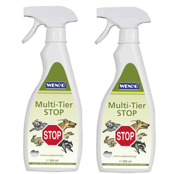 WENKO Multi-Tier-Stop, 2 x 500 ml
