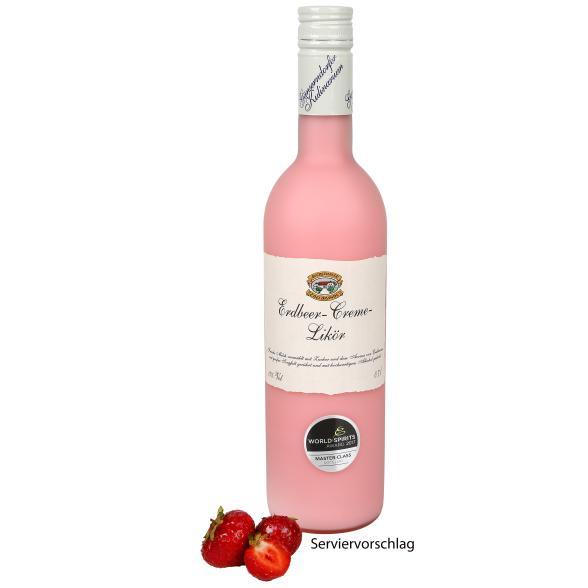 Erdbeer-Cremelikör Horvath 0,7 l