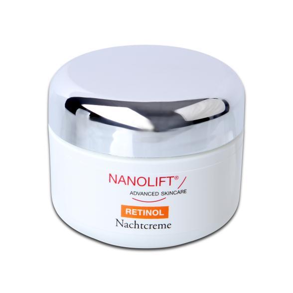 Nanolift Retinol Nachtcreme