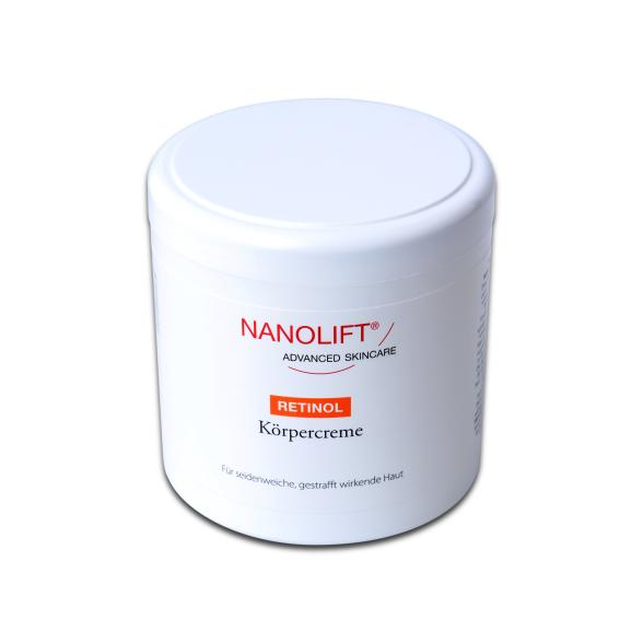 Nanolift Retinol Körpercreme