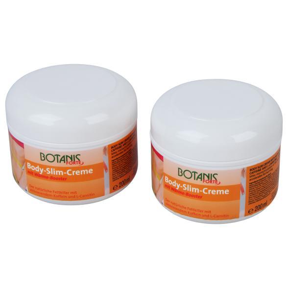 Botanis Bauch-Weg-Creme 2 x 200 ml