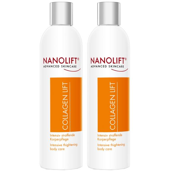 Nanolift COLLAGEN LIFT Körperpflege Duo 2 x 300ml