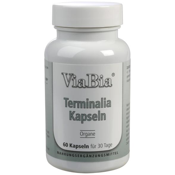 ViaBia Terminalia Kapseln