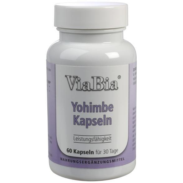 ViaBia Yohimbe Kapseln