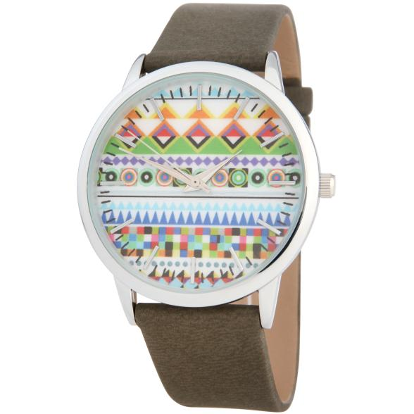 Pacific Time Hippie Style Uhr
